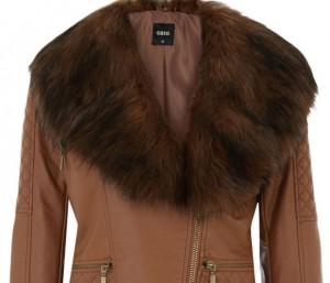 Как постирать кожаную куртку с мехом