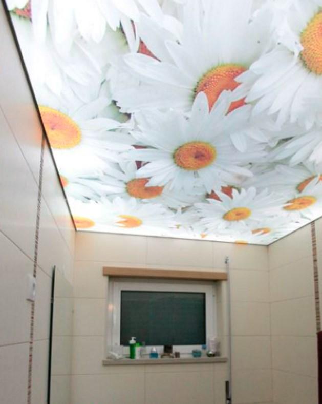 Особенности ухода за тканевыми потолками