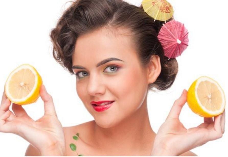 Средство от перхоти на основе лимона