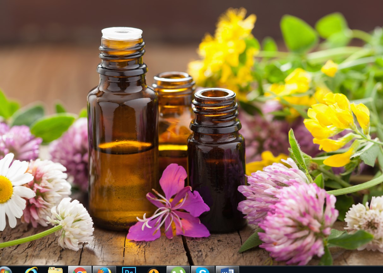 Средство от перхоти на основе эфирного масла