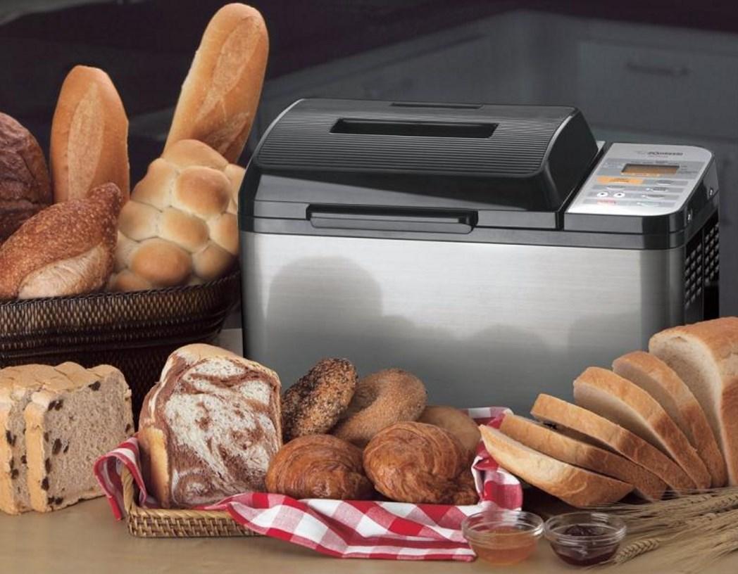 Принцип работы хлебопечки