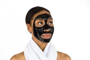 маски для лица от черный точек
