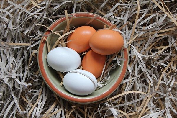 маски для лица на основе яиц