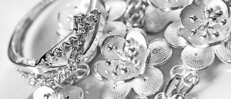 серебряные изделия