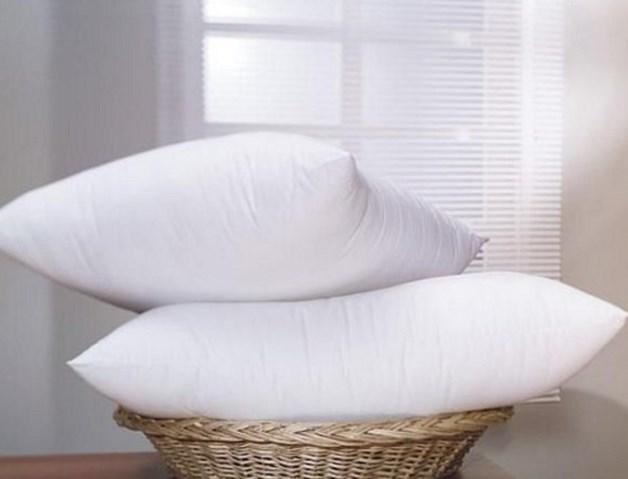 Как стирать подушку из пуха