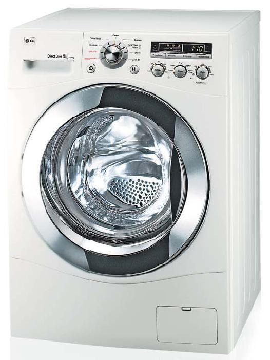 Стирка вещей в стиральной машине