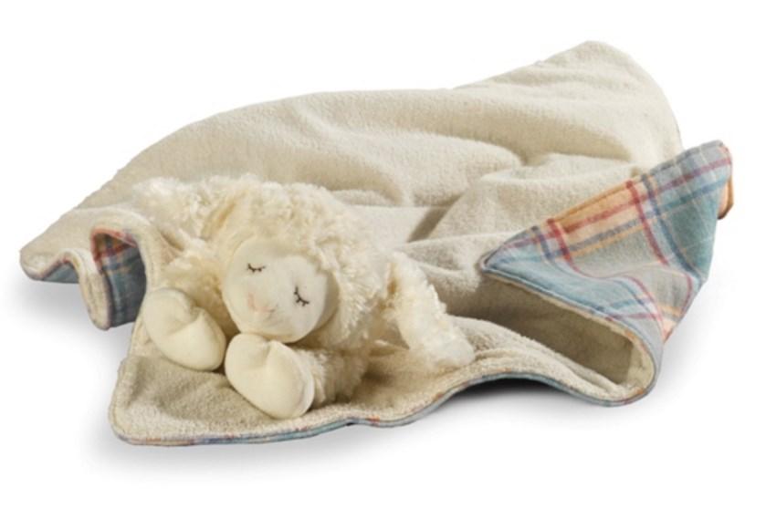 Как постирать «Овечье» одеяло