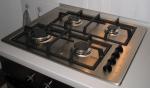 Как почистить газовую плиту: советы для начинающих хозяек