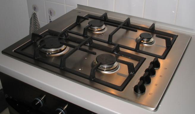 Как почистить газовую плиту
