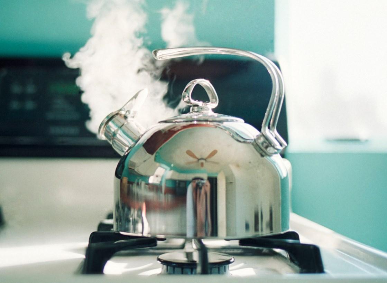 Наплитный чайник